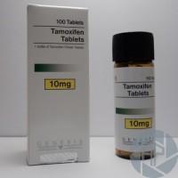 Tamoxifen Citrate Tablets Genesis (10 mg/tab) 100 tabs