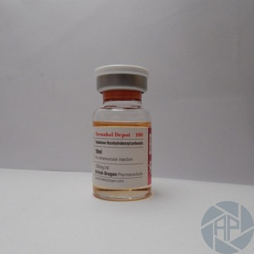 Trenabol Depot 100 British Dragon (100 mg/ml) 10 ml