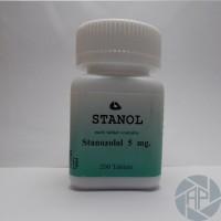 Stanol Body Research (5 mg/tab) 200 tabs