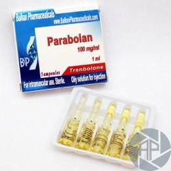 Parabolan Balkan Pharma (100 mg/ml) 1 ml