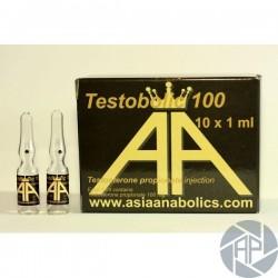 Testabolic 100 (Asia Anabolics) 100mg/ml