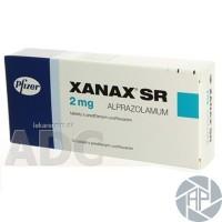 XANAX SR - 30x - 2mg - Alprazolamum