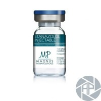 STANOZOLOL INJECTION - 50mg - Magnus