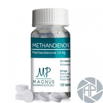 Methandienone 10mg - Magnus