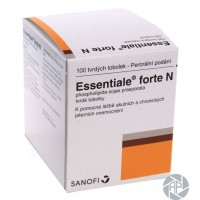 Essentiale forte N 100 tablets