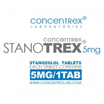 StanoTREX 5mg 100 Tabs by Concentrex