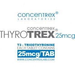 ThyroTREX 25® 100 tabs