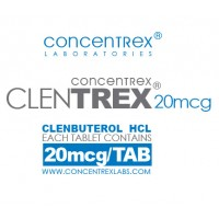 ClenTREX 25mg® 100tabs