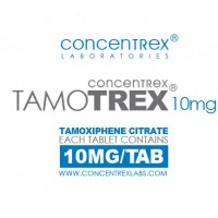 TamoTREX 10 mg 100 Tabs by Concentrex