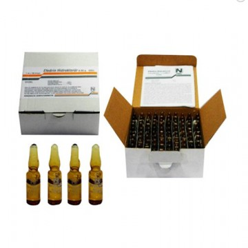 Ephedrine 50 Mg/Ml 1 Amp.