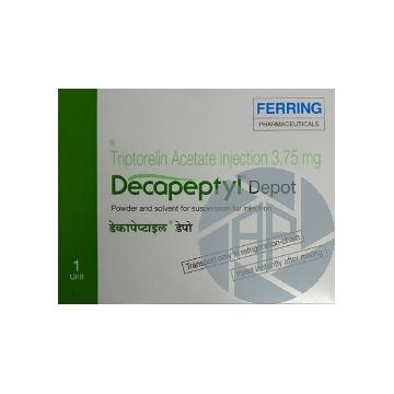 Decapeptyl Depot Triptorelin Injection