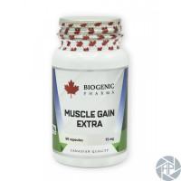 Biogenic pharma - Muscle gain extra