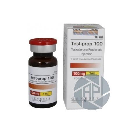 Buy Test-prop 100 Genesis online - Testosterone Propionate Anabolic Pharma