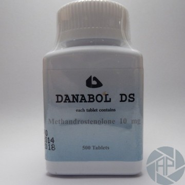 Danabol DS Body Research (10 mg/tab) 500 tabs