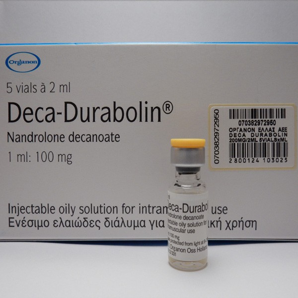 Deca durabolin organon 200mg to g weaning off steroids too fast
