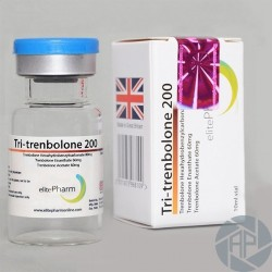 Tri - Trenbolone 200 Elite Pharm 200 mg/ml (10 ml)