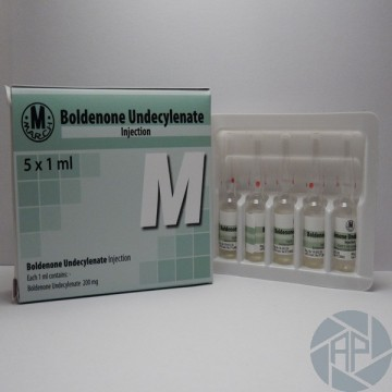 Boldenone Undecylenate March (200 mg/ml) 1 ml