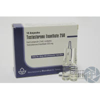 Testosterone enanthate - 250 mg/ 1 ml - IRAN