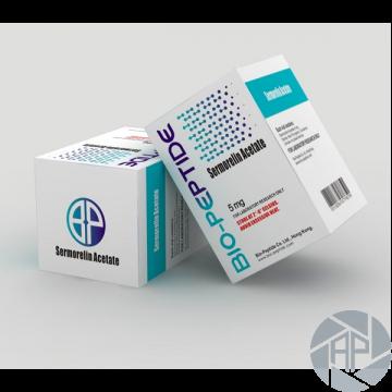 Sermorelin Acetate 5mg - BIO-PEPTIDE