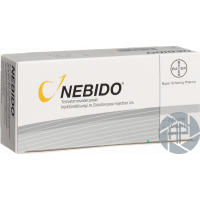 Nebido Bayer (250 mg/4 ml) 4 ml