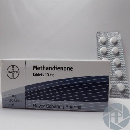 Buy Methandienone Bayer Online ANABOLIC PHARMA SHOP