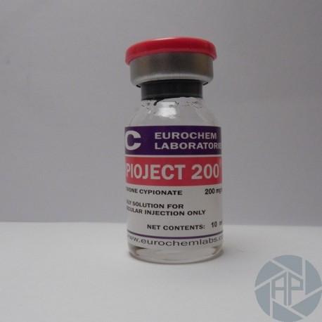 Buy online Eurochem CypioJect 200 - Testosterone Cypionate
