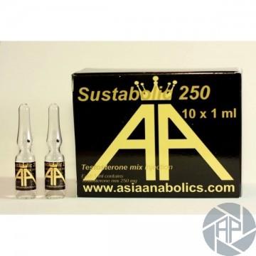 Sustabolic 250 (Asia Anabolics) 250mg/ml