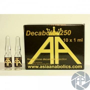 Decabolic 250 (Asia Anabolics) 250mg/ml