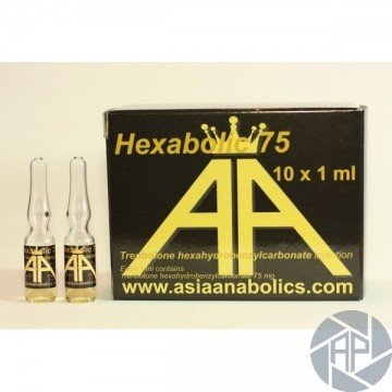 Hexabolic 75 (Asia Anabolics) 75mg/ml