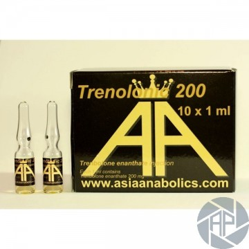 Trenolonic 200 (Asia Anabolics) 200mg/ml