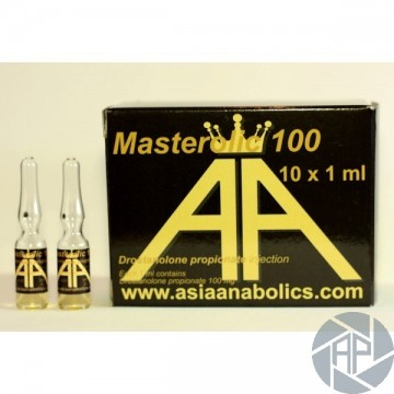 Masterolic 100 (Asia Anabolics) 100mg/ml