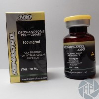 Remastril 100, Drostanolone Propionate, Thaiger Pharma, 100 mg/10ml