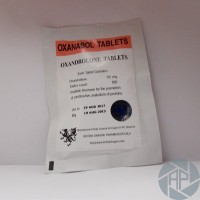Oxanabol 10mg x 100 tablets (British Dragon)