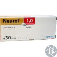 NEUROL - 30x - 1mg - Alprazolamum
