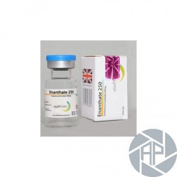 Enanthate 250 Elite Pharm 250mg/1ml (10ml)
