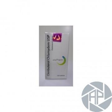 Clenbuterol Chlamydem Elite Pharm 0,04mg/100 tab