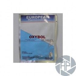 Oxybol, Oxymetholone, European Pharmaceutical