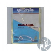 Dianabol, Methandienone, European Pharmaceutical