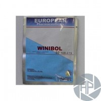 Winibol 100, Stanozolol Injection, European Pharmaceutical