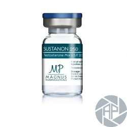 SUSTANON 250 - Testosterone mix U.S.P. 250mg - Magnus