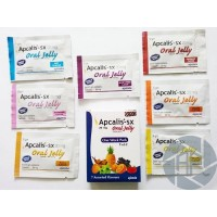Apcalis SX Oral Jelly 20mg - 7 jelly