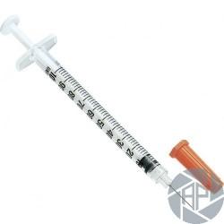 Seringue à insuline