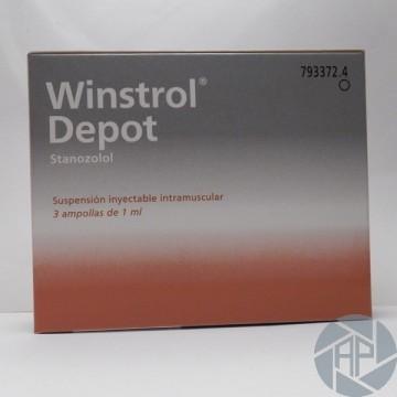 100x Winstrol Depot Desma 1ml (50mg/1ml)