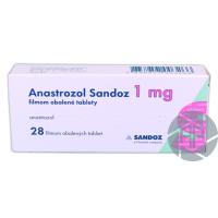 Anastrozol 30 x 1 mg