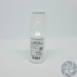 Bacteriostatic water 10 ml