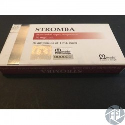 Stromba 10amp x 1ml 50mg