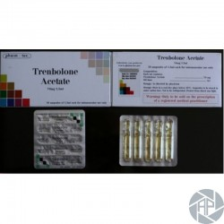 Trenbolone Acetate 10amp x 1,5ml 76mg