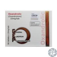 Oxandrolic 96tabs x 10mg