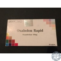 Oxabolon Rapid 50tabs x 10mg