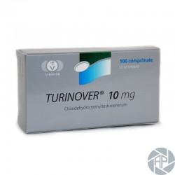 Turinover (oral Turinabol) Vermodje